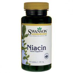 Swanson Niacin B3-Vitamin 250 db