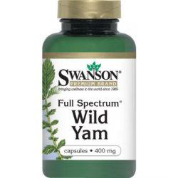 Swanson Wild Yam Kapszula 60 db