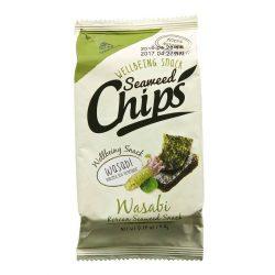 Seaweed chips alga chips wasabi 5 g