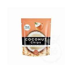 Thai coco hagymás-tejfölös ízű kókusz chips 40 g
