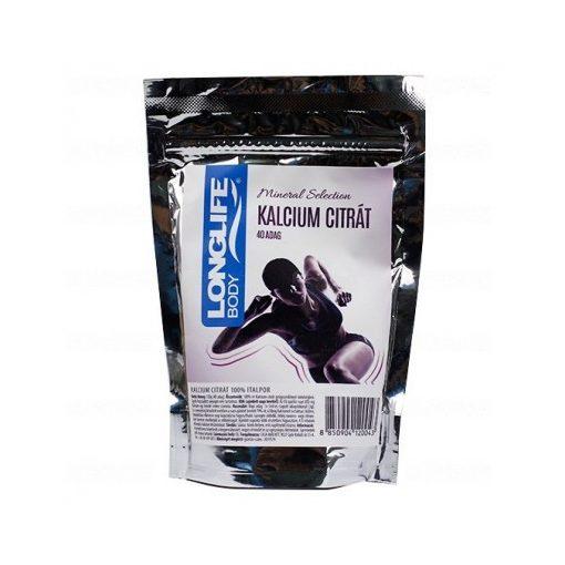 LONGLIFE KALCIUM CITRÁT ITALPOR 120 g