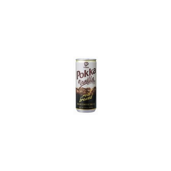 Pokka kávé vaníliás 240 ml