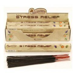 Füstölő tulasi hosszú stress relief 8 db