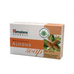 Himalaya herbals szappan mandulás 75 g