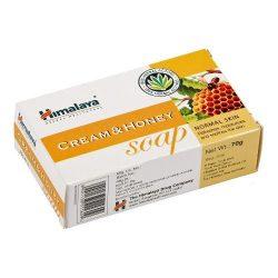 Himalaya herbals szappan krémes-mézes 75 g