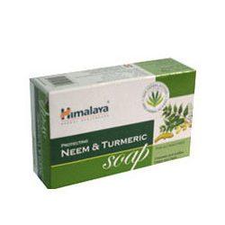 Himalaya herbals szappan neem és kurkuma 75 g
