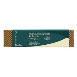 Himalaya herbals fogkrém neem és gránátalma 113 ml