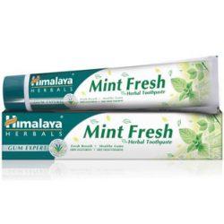 Himalaya herbals fogkrém friss mentás 75 ml
