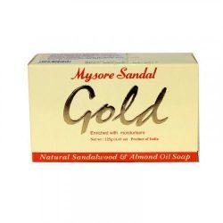 Mysore szappan szantál gold 125 g