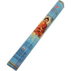 Füstölő Hatszögletű Hem Buddha 20 db