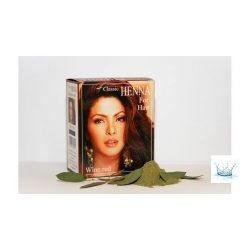 Classic Henna hajszínező por mélyvörös 100 g