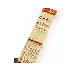 Füstölő masala goloka chandan 15 db