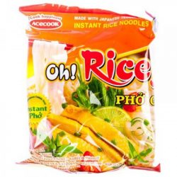 Acecook Oh!Ricey Instant Leves Csirke 62 g