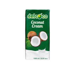 Delcoco kókuszkrém 24% 1000 ml