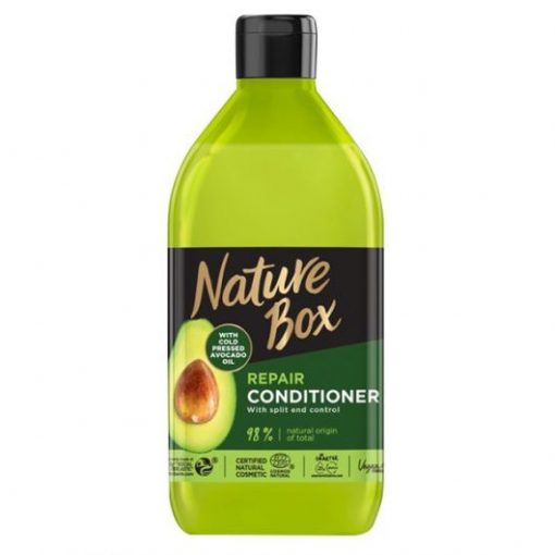 NATURE BOX BALZSAM AVOKÁDÓ REGENERÁLT H. 385 ml