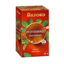 Milford Borsmenta gyógynövénytea 20x1,75g