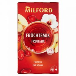 Milford Vegyes gyümölcs ízű gyümölcstea-keverék 20x2,25g