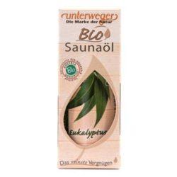 Unterweger Bio Szauna Olaj Eukaliptusz 100 ml