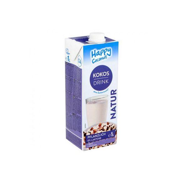 Happy kókusz-rizsital kalciummal uht 1000 ml
