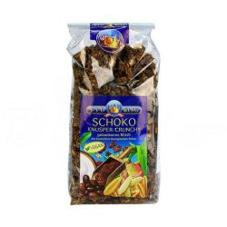 Bioking bio ropogós müzli csokis 375 g