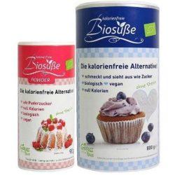 Biosüsse bio eritrit csomag 230 + 90 g
