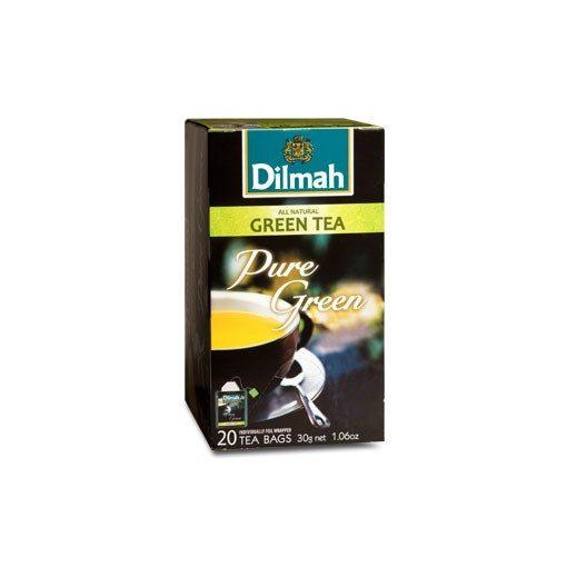 DILMAH ZÖLD TEA NATÚR 20 filter