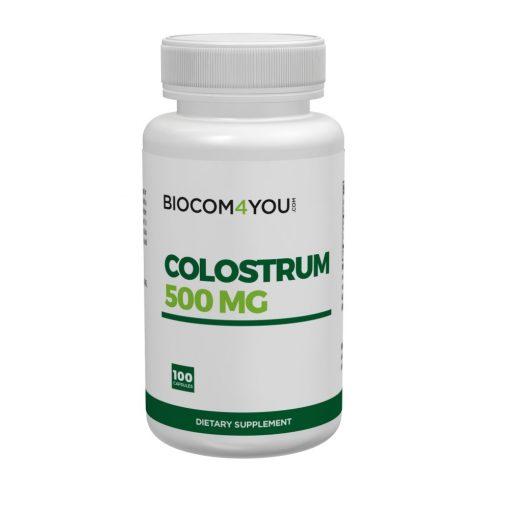 Biocom Colostrum 500 mg 100 db