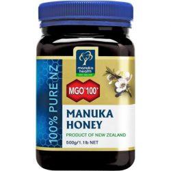 Manuka méz mgo 100+ 500 g