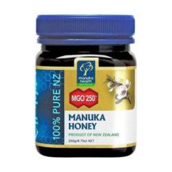 Manuka méz mgo 250+ 250 g