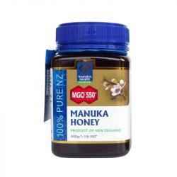 Manuka méz mgo 550+ 500 g