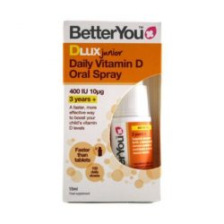 Dlux d3-vitamin 400iu szájspray 15 ml