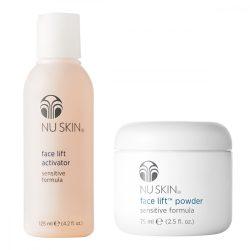 Nu Skin Face Lift Powder and Activator (Arcfeszesítő por és aktivátor)