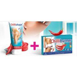 Natur Tanya Zsírégető csomag  Chilli gél + Chilliburner tabletta