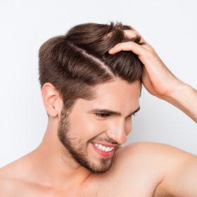 Férfi hajfesték