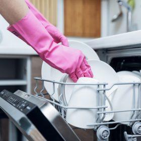 Gépi mosogató