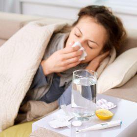 Megfázás, légutak