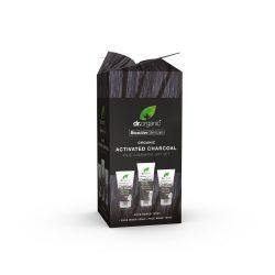 Dr. Organic Aktív szenes arctisztító ajándékcsomag